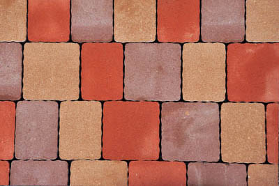 This picture shows stone patio pavers San Diego